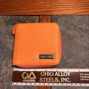 Miche Wallet In Cantaloupe